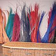 Somerset Willow 7 - Colored Willow Bands