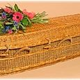 8.1 Passages-Tribute Willow and Seagrass Coffin
