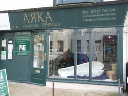 Arka_original_funerals_shop_2006