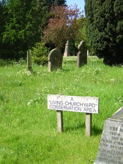 The Living Churchyard - UK