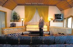 Litwiller - Simonsen Funeral Home with woven coffins