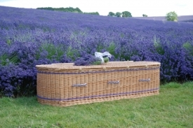 the Natural Burial Company - USA: Biodegradable Coffins, Eco