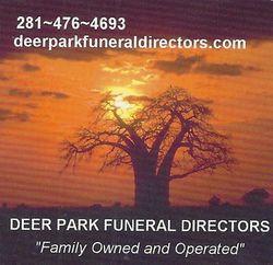 Deerparkfuneraldirectors.card