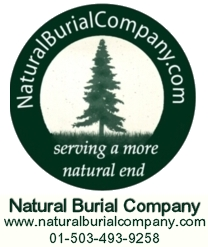 Be a tree the natural burial guide for turning yourself into a forest natural burial company logo solutioingenieria Choice Image