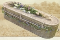 The Asian Harmony, Seagrass Coffin