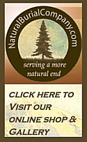 link to Natural Burial Company's online store