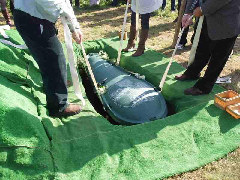 Coffins, Caskets and More - the Natural Burial Company - USA